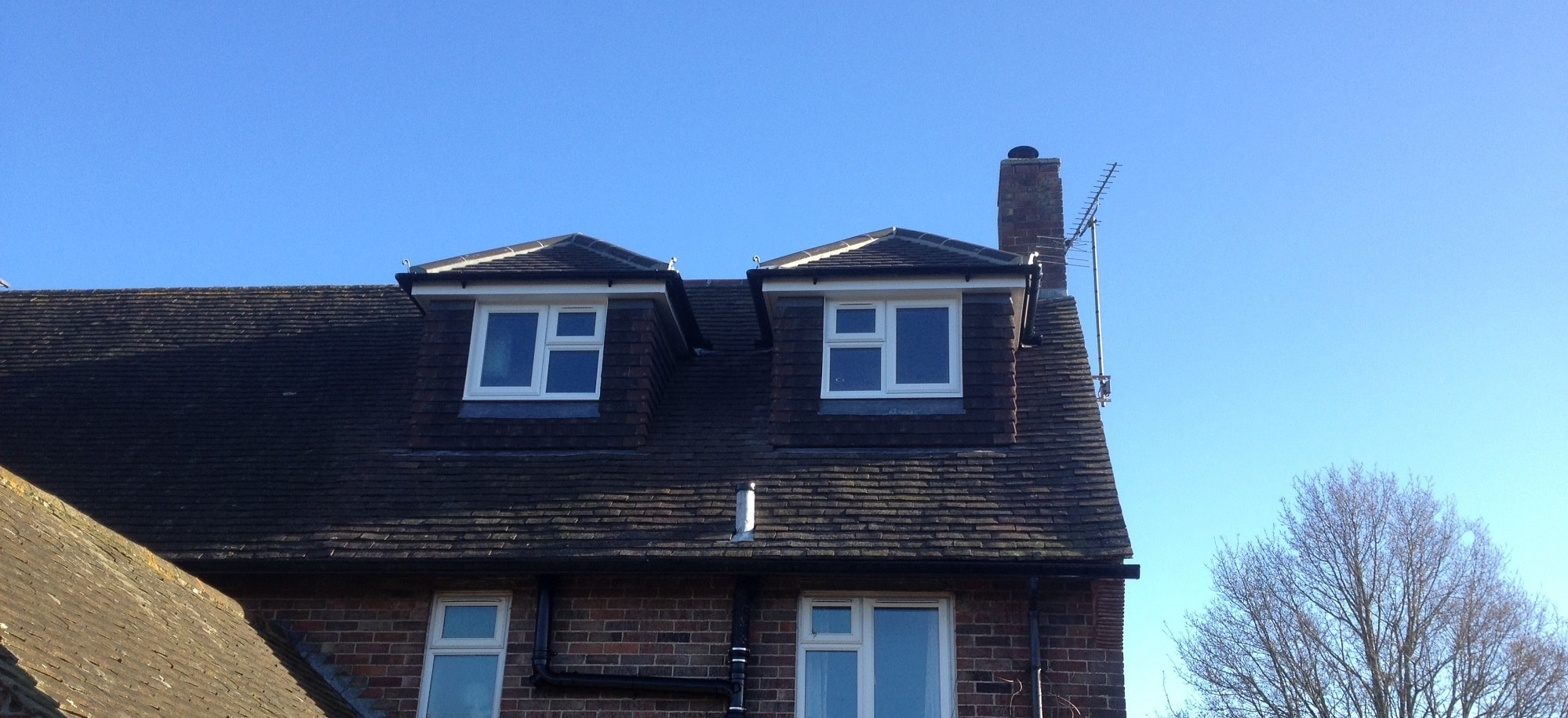 A semi detached house loft conversion with 2 pitch roof dormers to rear elevation, 1 bedroom with en-suite shower room.