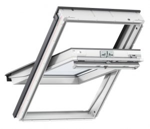 Velux window centre pivot