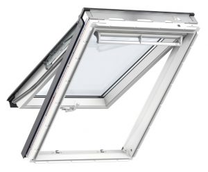 Velux window top hung