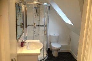 Bedroom 2 en-suite shower room