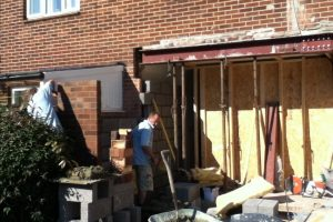 Bricklayers loft conversion