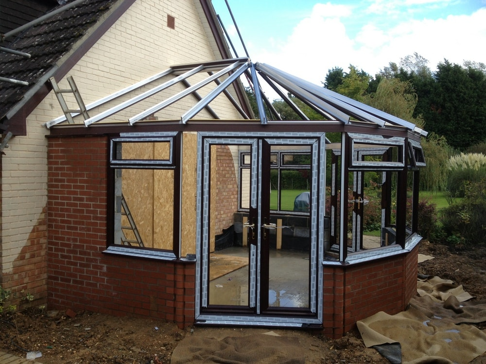 Conservatory to a Bungalow