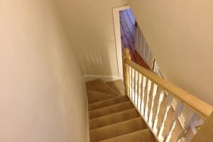 Staircase for loft conversion in Portsmouth