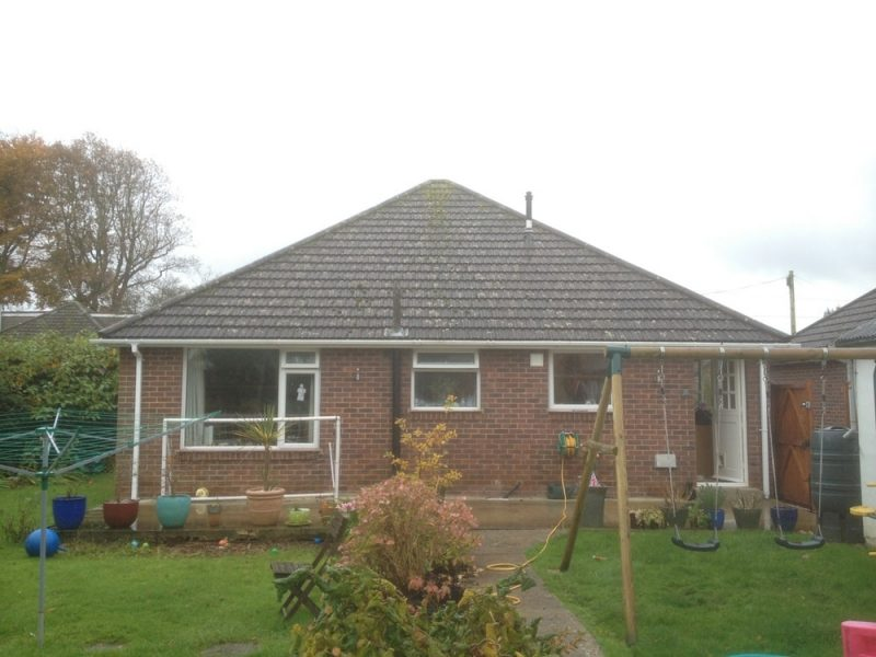 A loft conversion to a detached bungalow in Fareham.