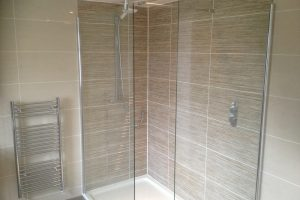 walk in shower for loft conversion in Portsmouth
