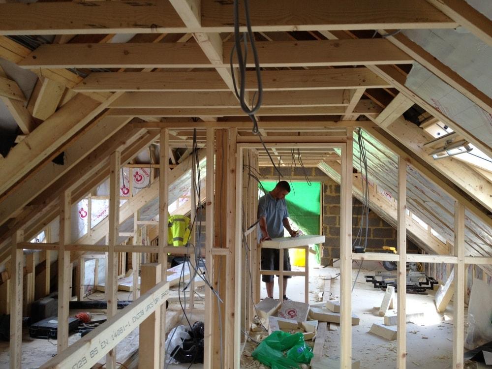 loft conversion to a bungalow