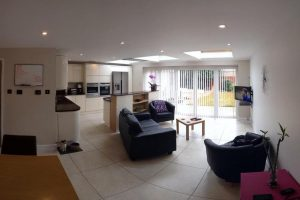 Extension interior in Drayton, Portsmouth
