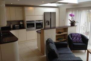 Kitchen extension case study 4