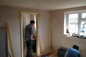 inside dormer loft conversion