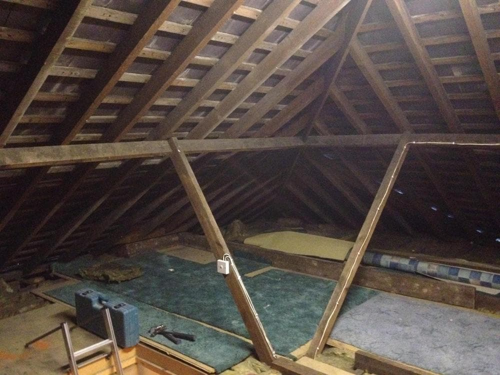 Example Of A Loft Conversion Built In Portsmouth Gable