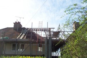 Loft Conversion in Farnham21