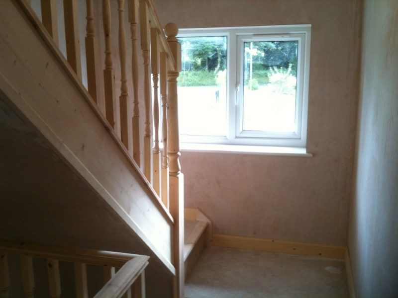 loft conversion hallway staircase case study 9