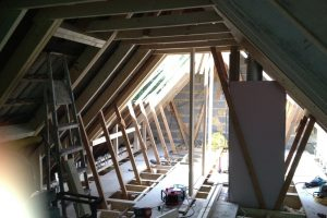 Loft conversion Day_1