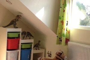 Loft conversion bedroom 3