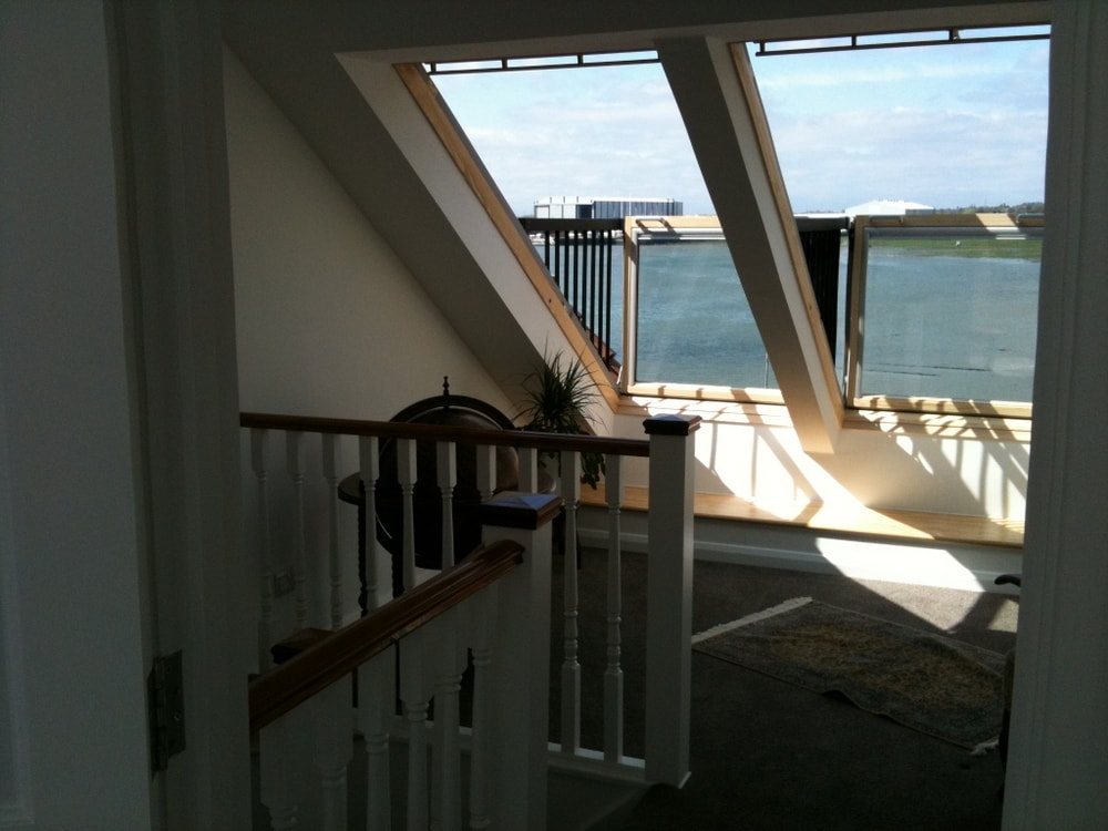 Loft Conversion in Port Solent., Portsmouth