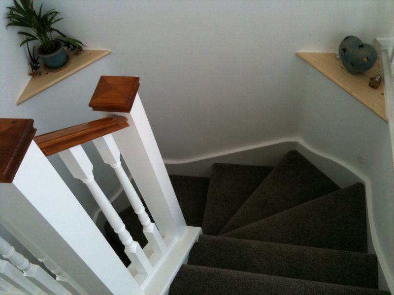 Staircase Port Solent style.