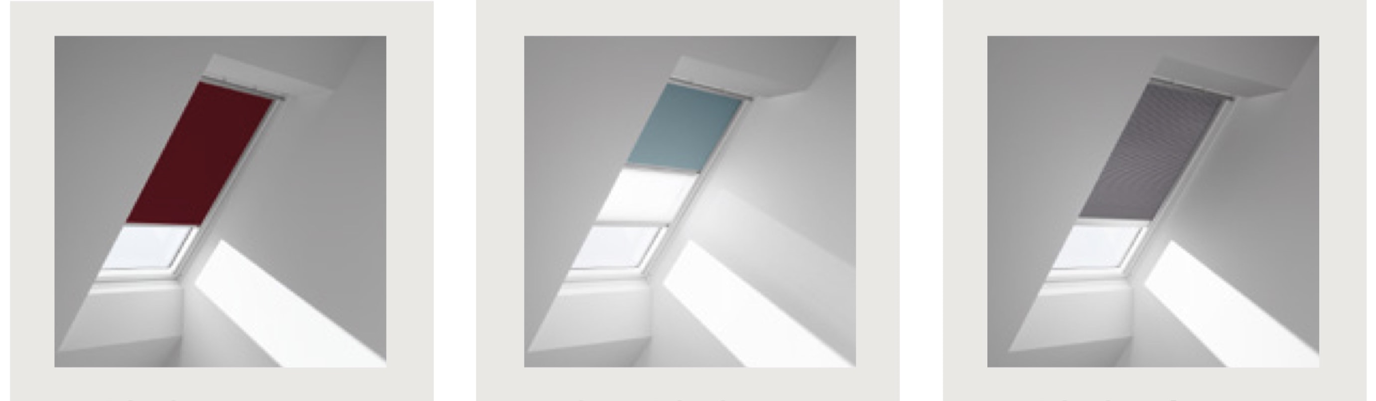 Velux blackout blinds colours and sizes