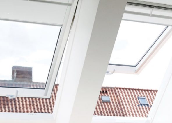 Velux Top Hung Window for Loft Conversion