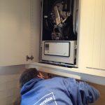 Combination Boiler in a loft conversion