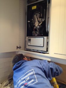 Combination Boiler in a loft conversion