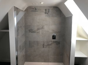 Cousins Grove, Southsea, 1 Bedroom Loft Conversion En-Suite Shower