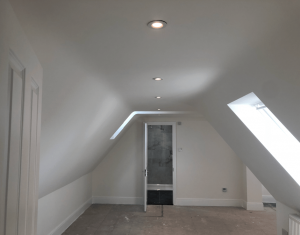 Cousins Grove, Southsea, One Bedroom Loft Conversion En-Suite Shower.