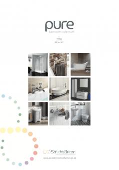 Pure Bathroom Brochure 2018 THE Loft Conversion Company (Portsmouth) Ltd