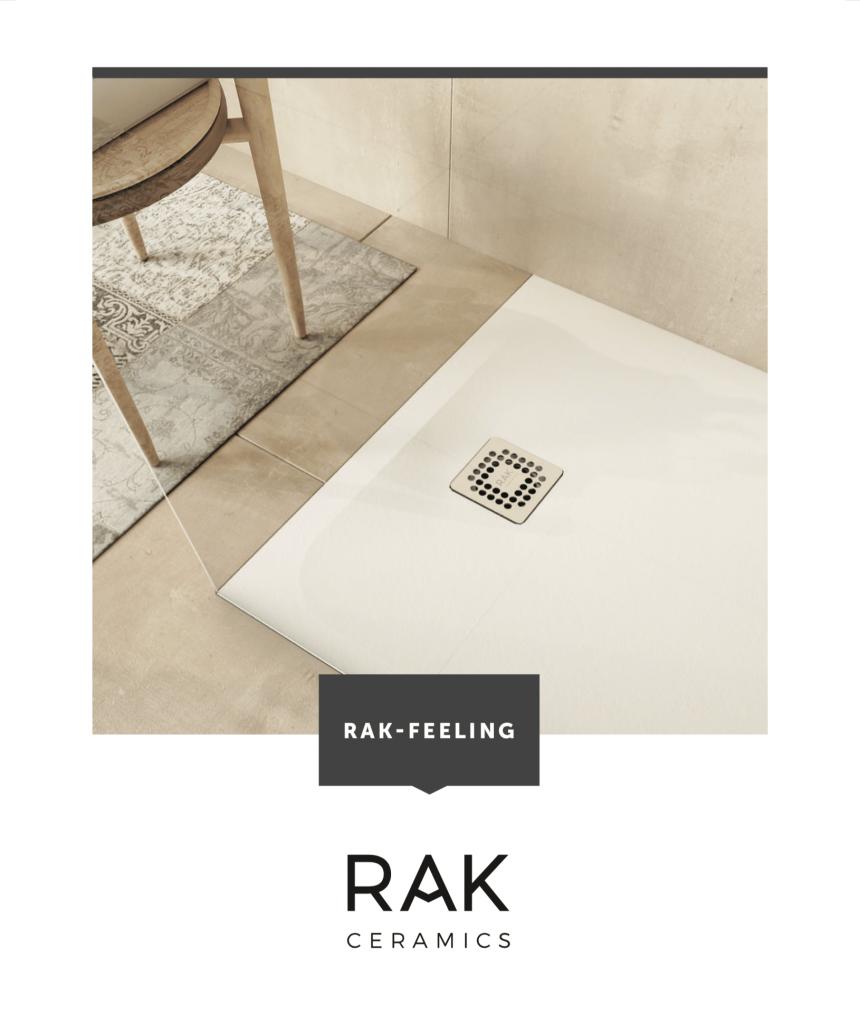 RAK ceramics for loft conversion