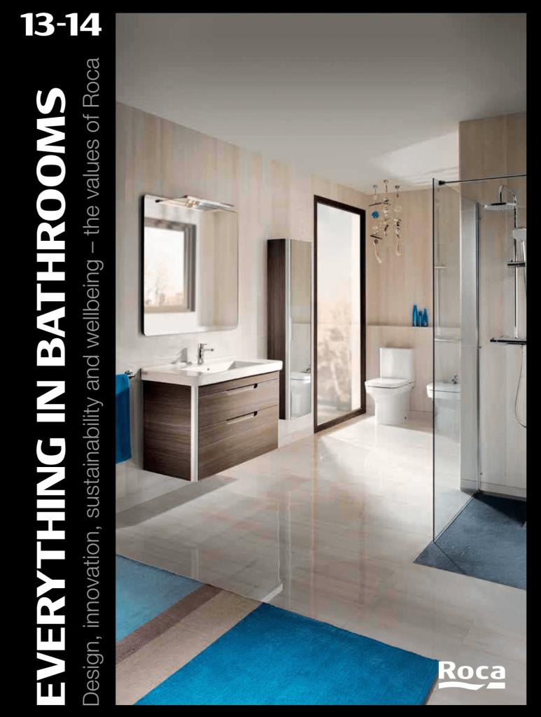 Roca bathrooms for loft conversion