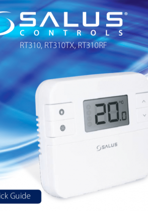 Salus Thermostat THE Loft Conversion Company (Portsmouth) Ltd Ideal