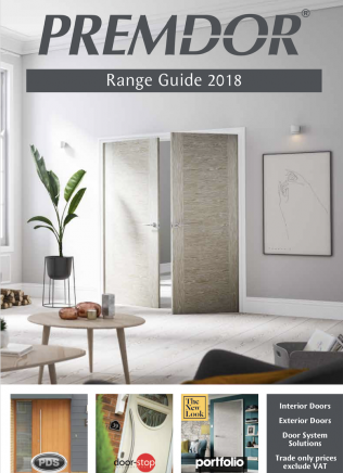 Premier Range Guide 2018Fire Doors