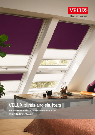 Velux Blinds and Shutters-The Loft Conversion Company] (Portsmouth) Ltd