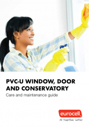UPVC Care & Maintenance Guide- THE Loft Conversion Company (Portsmouth) Ltd