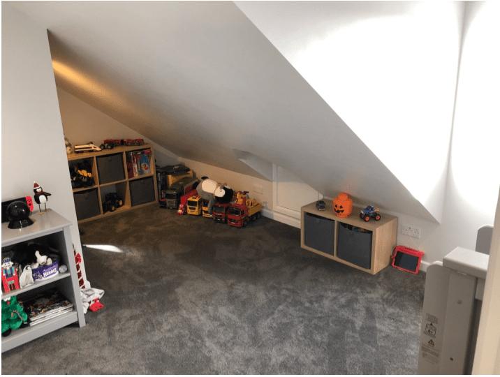 Loft Conversion Bungalow Adding 3 Bedrooms Amp Shower Suite
