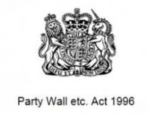 The party wall act on loft conversions.