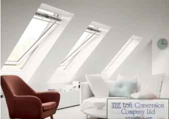 Centre pivot Velux windows to loft conversions Portsmouth
