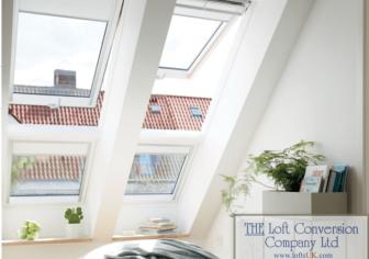 Velux quartro windows to a loft conversion.