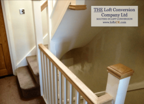Staircase for a loft conversion Portsmouth