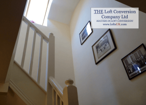 Staircase for a loft conversion Portsmouth 4