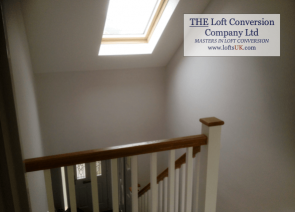 Staircase for a loft conversion Portsmouth 6