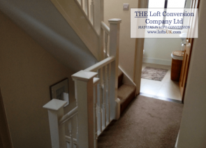Staircase for a loft conversion Portsmouth area