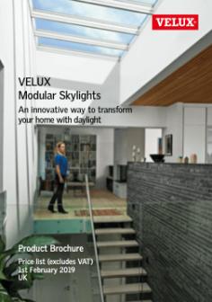 VELUX Modular Skylights THE Loft Conversion Company (Portsmouth) Ltd
