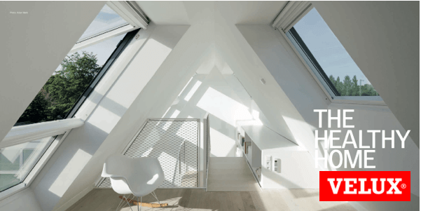VELUX guide to designing healthy homes. The Loft Conversion Company (Portsmouth) Ltd.