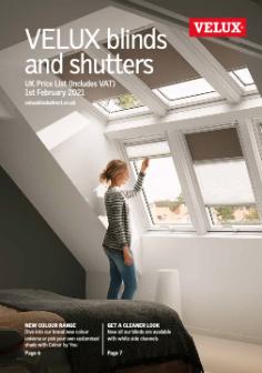 Velux blinds & shutters 2021 The Loft Conversion Company (Portsmouth) Ltd.